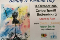 Beauty & Fashion Day 2017
